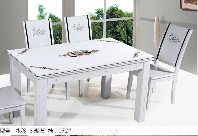 理石餐桌3
