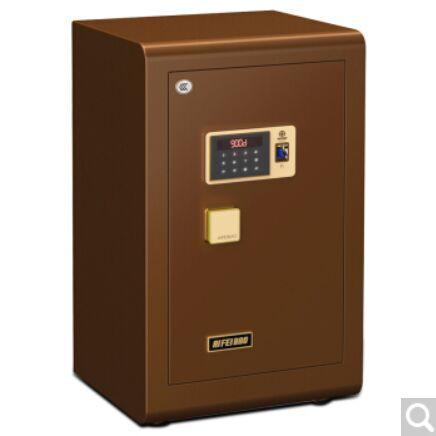 南阳保险箱艾斐堡保险箱天丽指纹FDG-A1 D-80-TL