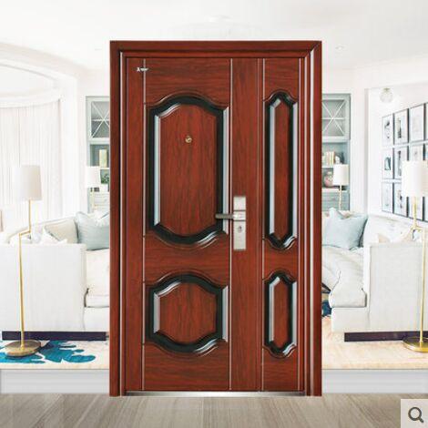 王力防盗门甲级门安全门大门进户门入户门子母门GL208