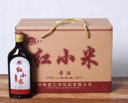 石龙堰黄酒   红小米八年陈2