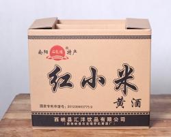 石龙堰黄酒   红小米三斤坛