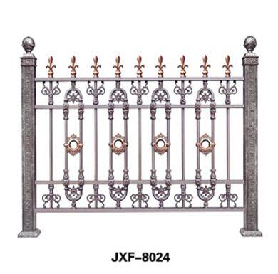 金鑫福门业   铝艺护栏JXF-8024
