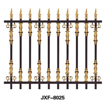 金鑫福门业   铝艺护栏JXF-8025
