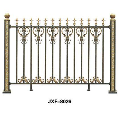 金鑫福门业   铝艺护栏JXF-8026