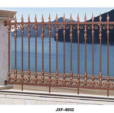 金鑫福门业   铝艺护栏JXF-8032