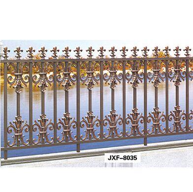 金鑫福门业   铝艺护栏JXF-8035