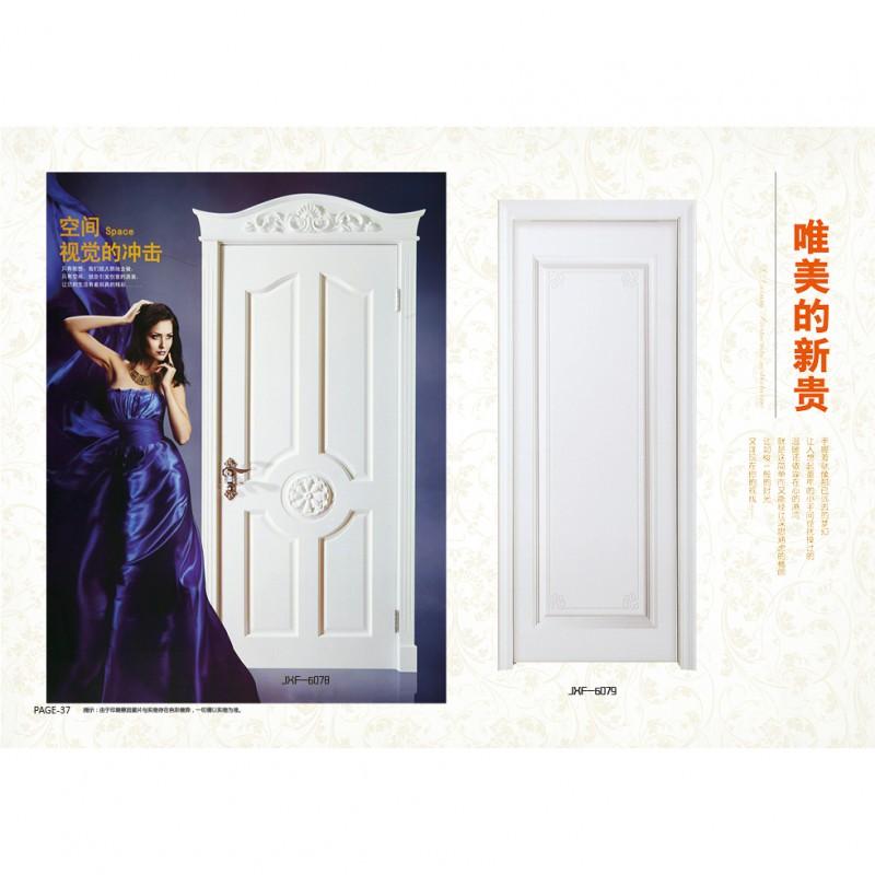 金鑫福木门40