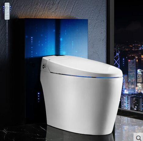惠达卫浴全自动一体式家用智能马桶