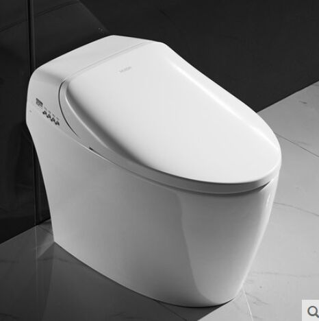 惠达卫浴全自动智能一体式无水箱马桶