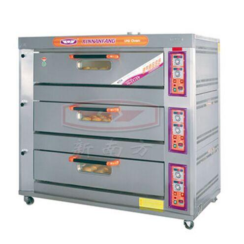 普及型燃气烤炉YXY-90A
