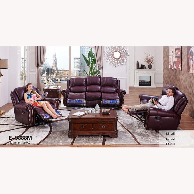 贵族沙发E-9888M