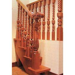 方城楼梯 实木楼梯19