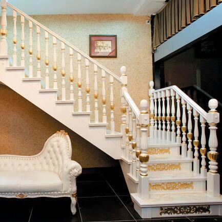 方城楼梯 实木楼梯20