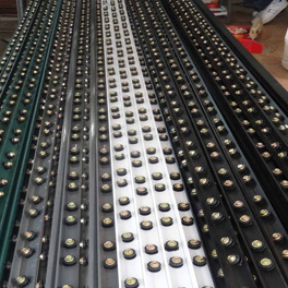 隐形防护网铝型材