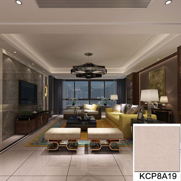 金艾陶瓷抛砖-安哥拉米黄KCP8A19