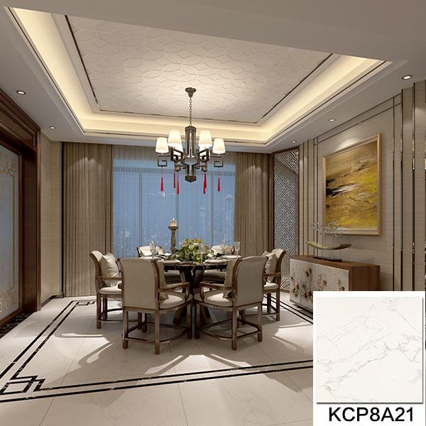 金艾陶瓷抛砖-爵士白KCP8A21
