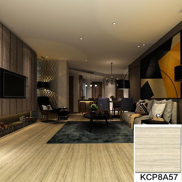 金艾陶瓷抛砖-法国灰木纹KCP8A57