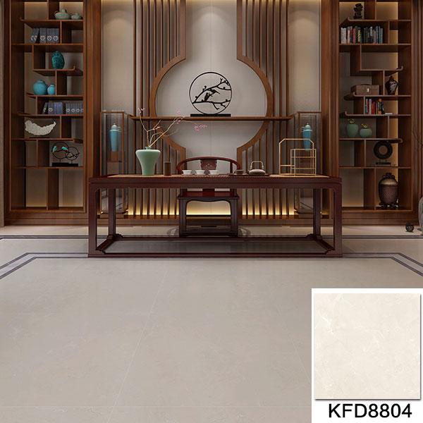 金艾陶15°缎光釉 爱丁堡米黄KFD8804