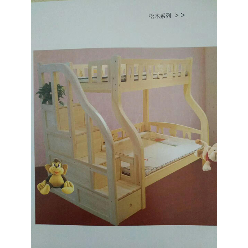 金柜特价儿童床