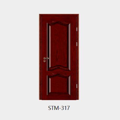 春天油漆门STM-317