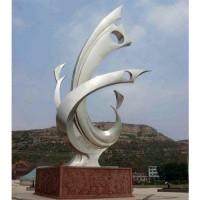 不锈钢雕塑1