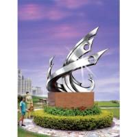 不锈钢雕塑5