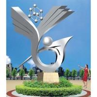 不锈钢雕塑6