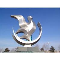 不锈钢雕塑7