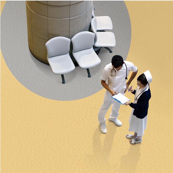 LG塑胶地板 特兰迪(Trendy)