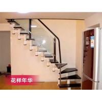 名府钢木楼梯2