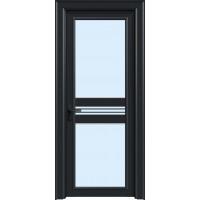 金鑫福智能门窗1.2保罗系列-平开门-氟碳黑-18-206款