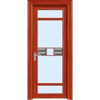 金鑫福智能门窗1.2保罗系列-平开门-红柚木-18-219款