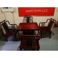 红木茶桌(5件套)