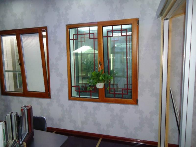无缝焊接门窗10