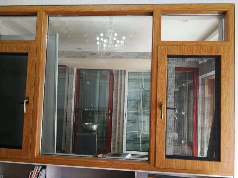 无缝焊接门窗11