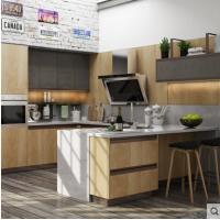 志邦厨柜 整体厨房厨柜定制定做 邂逅厨房工业风 尖峰时刻