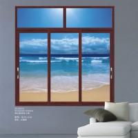 新豪轩门窗 轩逸推拉窗系列 W15-016 (两轨三扇)