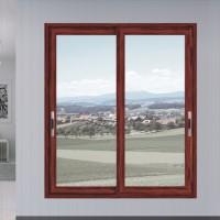 新豪轩门窗  轩朗断桥推拉窗系列 W15-002