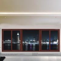 新豪轩门窗  轩朗断桥推拉窗系列 W15-004