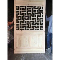 宏发木线木雕HF-012