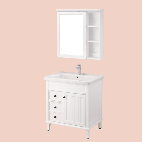 惠达卫浴浴室柜系列HDFL8105-02
