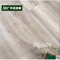 升达地板 多层实木复合地板 环保地暖适用DC-501