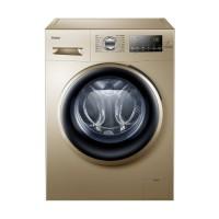 海尔洗衣机  8.0公斤变频滚筒洗衣机