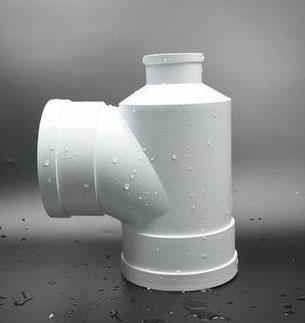 联塑瓶型三通