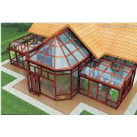 锦伟建材玻璃阳光房2