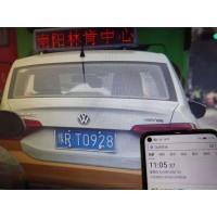 河南 南阳市区 出租车LED广告招租,全城覆盖,无处不在!