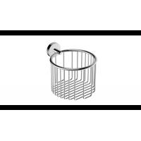 OMOO九牧不锈钢纸巾篓939070 171×143×129mm 不锈钢材质 表面镀铬