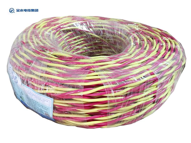 RVS 2*1.5 2*2.5聚氯乙烯绝缘软电线