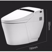 SOZ518一体智能全自动洁身机储水加热 300mm坑距