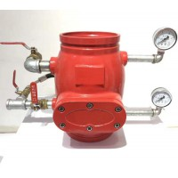 ZSFZ湿式报警阀、ZSFZ(G)湿式报警阀(沟槽式)